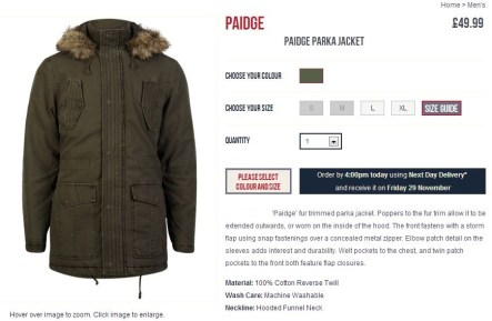 iBusiness Blog - online shop pitfall 3