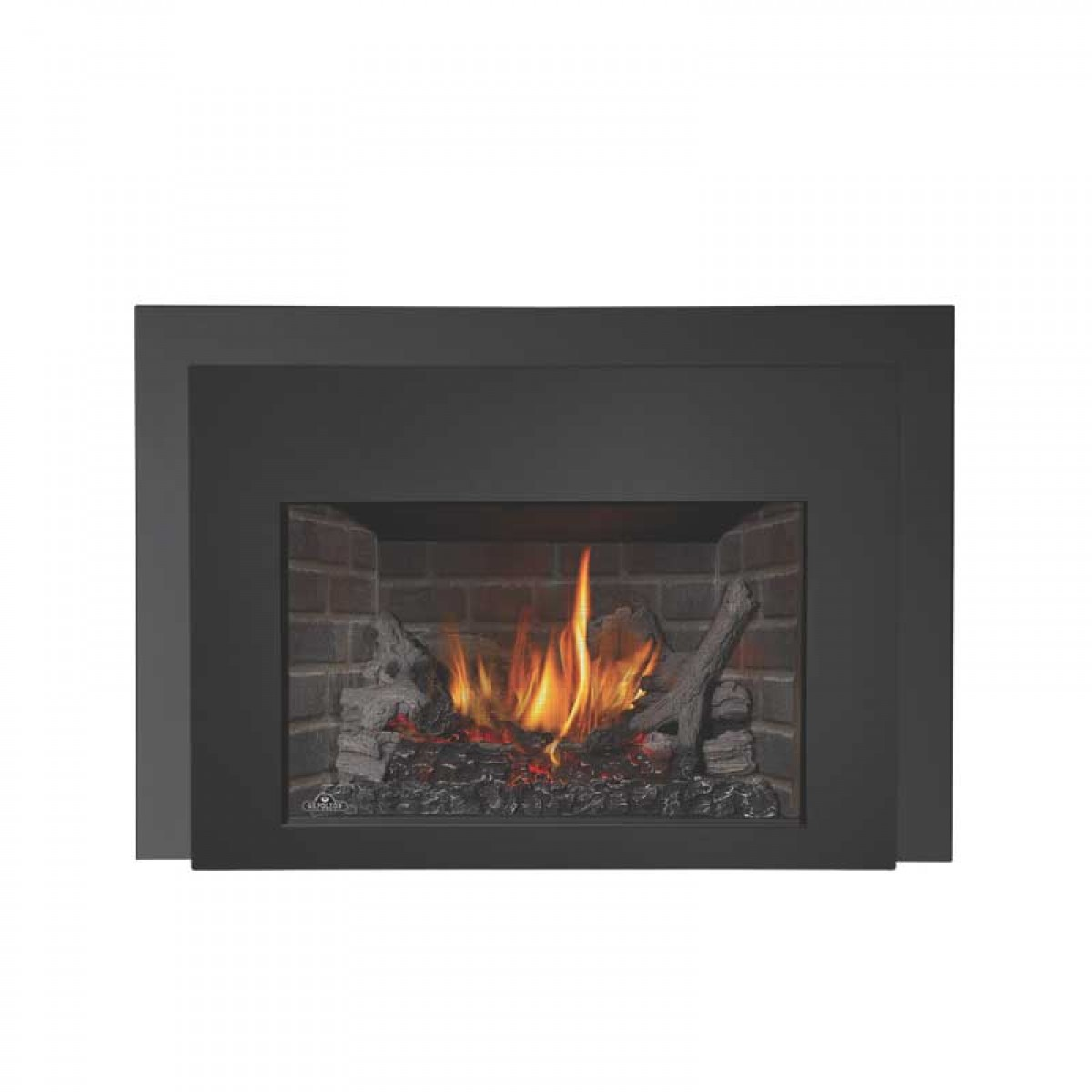 Infrared Fireplace Inserts Napoleon Xir3nsbdeluxe Natural Gas Fireplace Insert At