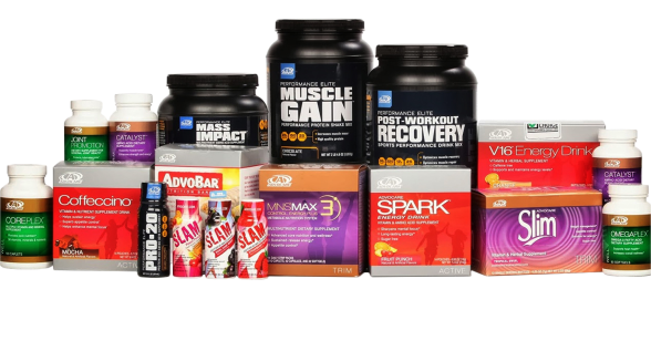 all-advocare-products