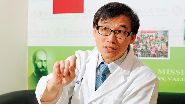 值班醫師 楊俊仁