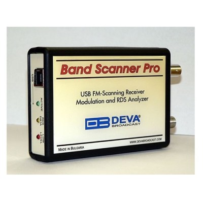 DEVA Broadcast Band Scanner Pro