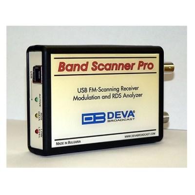 DEVA Broadcast Band Scanner Pro
