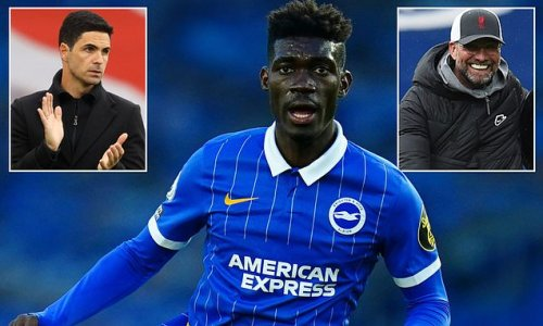 Arsenal and Liverpool 'told to stump up £40m' to sign Yves Bissouma -  Flipboard
