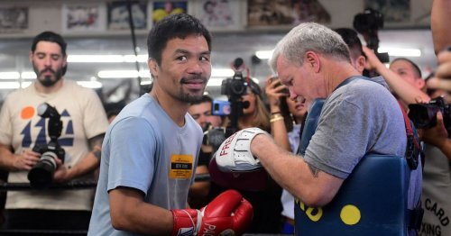 Manny Pacquiao's coach admits he didn't want fighter to face Errol Spence -  Flipboard