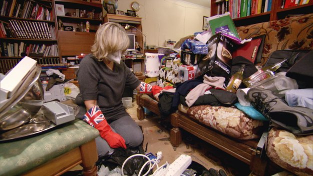 Obsessive Compulsive Cleaners  All 4