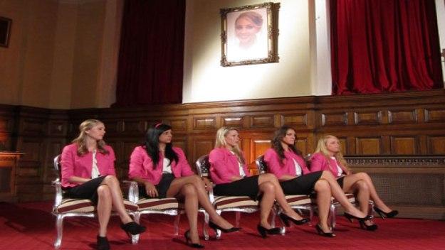 Sorority Girls  All 4