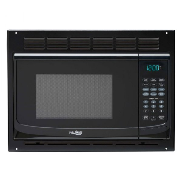 lasalle bristol 520em925awwb high pointe 1 cu ft 900 w black rv microwave oven