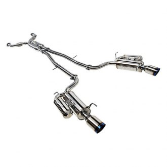 2008 Infiniti G35 Complete Performance Exhaust Systems