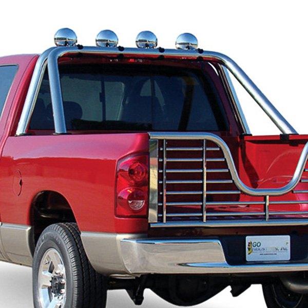 go industries 22213 stainless steel truck light bar