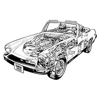 1961 Austin Healey Sprite Auto Repair Manual Books — CARiD.com