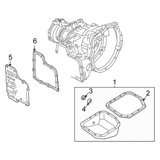 2004 Hyundai Accent Replacement Transmission Parts at