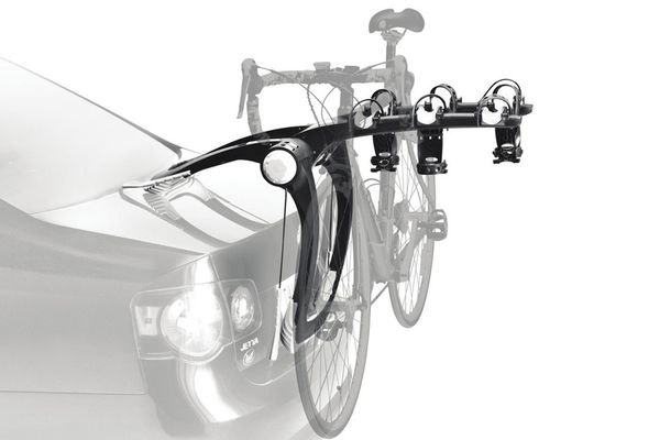 thule rear mount and spare tire racks