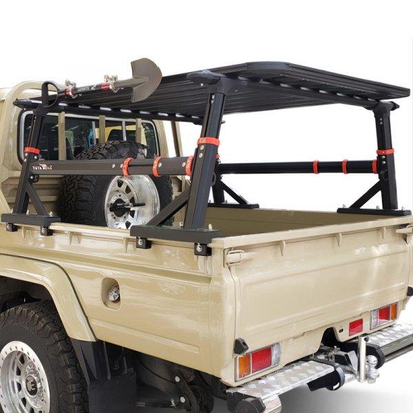 vanguard off road extendable truck bed rack