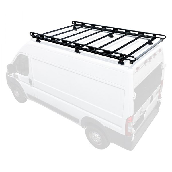 vantech h2 series cargo rack system
