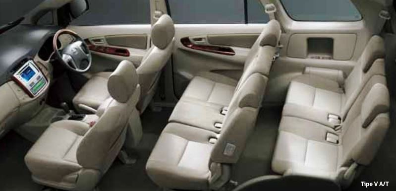 foto all new kijang innova grand avanza warna putih 2014 toyota interior space view full size