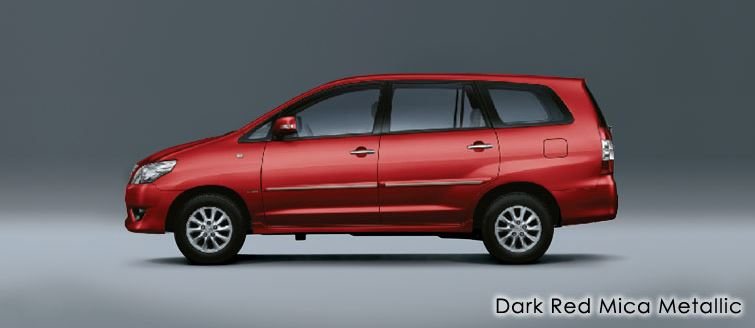 wallpaper all new kijang innova brand toyota altis for sale philippines 2014 side view dark red mica metallic full size
