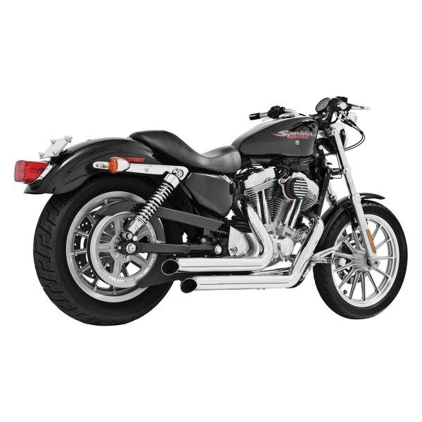 custom sportster 1200 exhaust