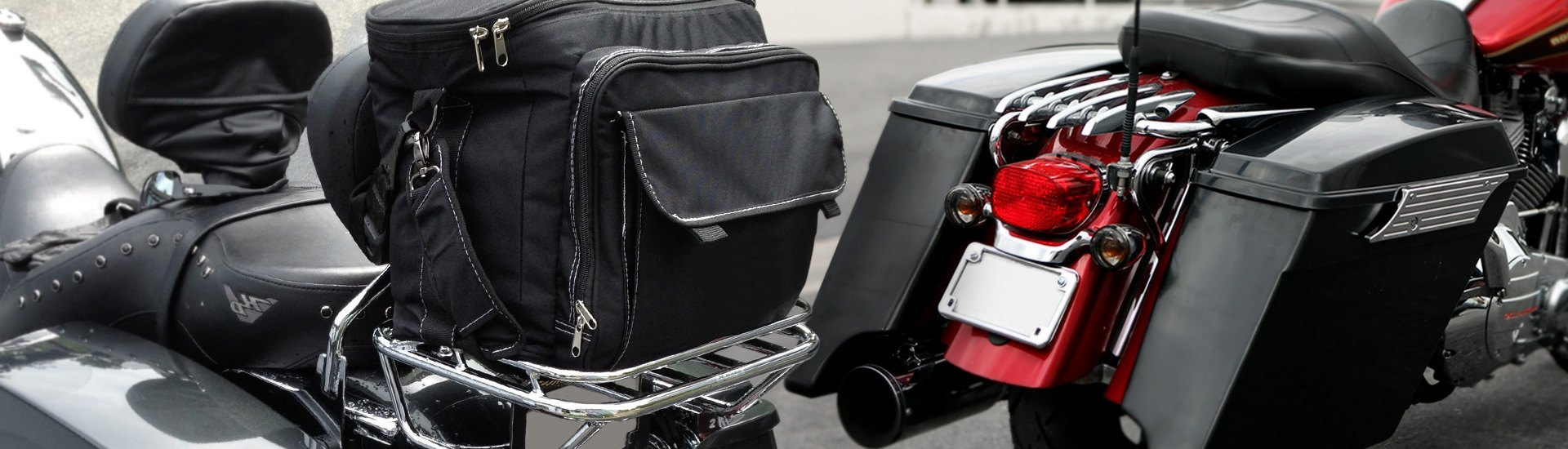 indian scout motorcycle luggage systems