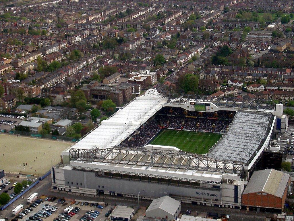 Cтадион Уайт Харт Лейн (White Hart Lane)