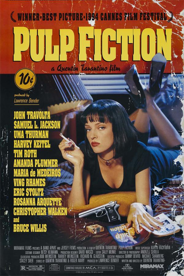 Криминальное чтиво (Pulp Fiction)