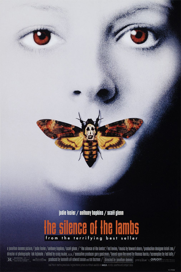 Молчание ягнят (The Silence of the Lambs)