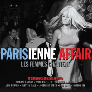 VA - Parisienne Affair- Les Femmes Chantent (2014)