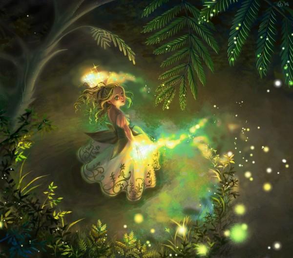 Ru Girl Garden Wallpaper Чудесной ласковой ночи Сказочных снов