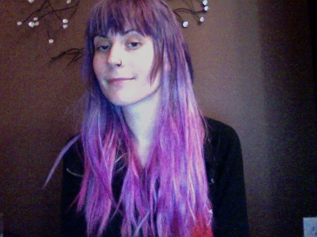 dyed hair livejournal