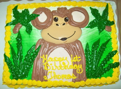 Monkey Cake small