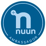 Nuun Ambassador Badge