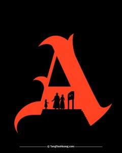 The-Scarlet-Letter-A