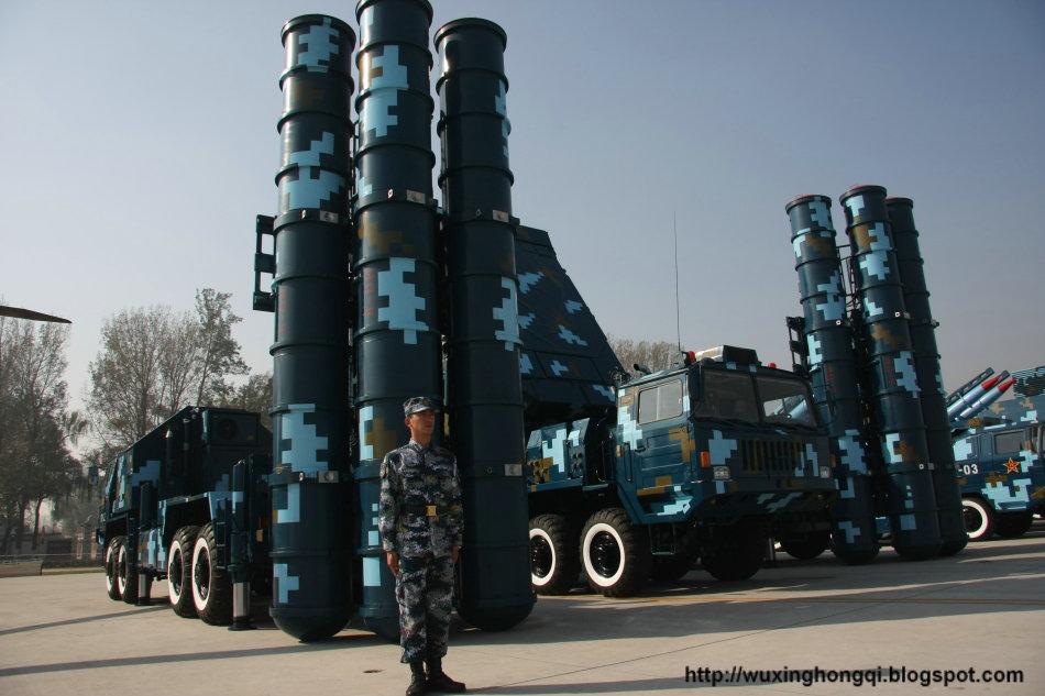 HQ-9 missile,chinese HQ-9 missile,Chinese missile,Air defense missile system
