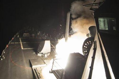 4074773_original США нанесли вероломный удар по Сирии.