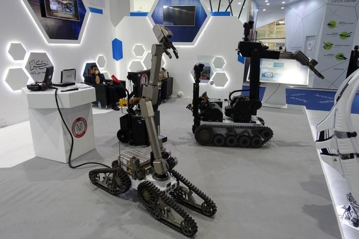 5282596_original Наземные роботизированные системы на UMEX-2018