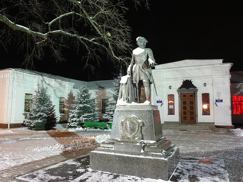Полтава Петр 2011