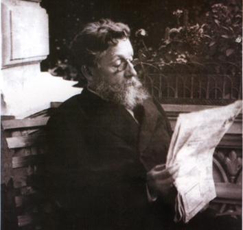 Алексей Кириллович Алчевский 1890-е гг