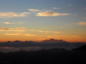 22 July 2012_Pre-Dawn Trek Mt Batur for Sunrise (1)