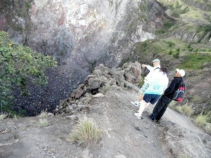 22 July 2012_Pre-Dawn Trek Mt Batur for Sunrise (7)