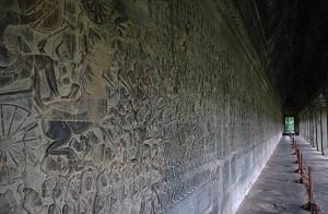 Angkor Wat - Gallery of Bas-Reliefs