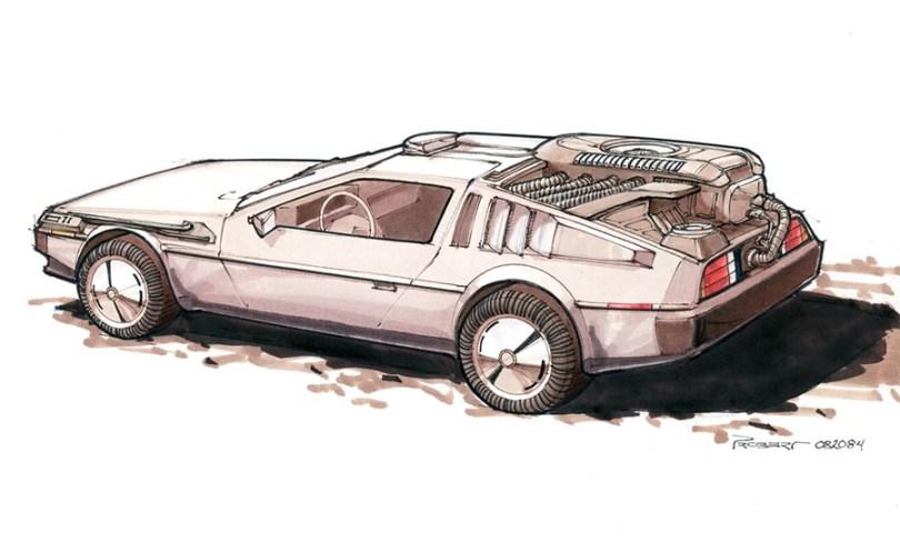 4700787 original - O que aconteceu com o Deloreon do filme De Volta para o Futuro?