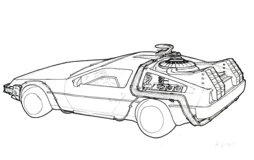 4702526 original - O que aconteceu com o Deloreon do filme De Volta para o Futuro?