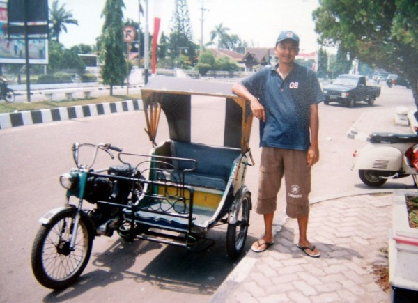 Narsis di Tuktuk