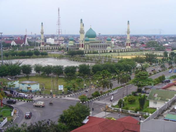 View Pekanbaru