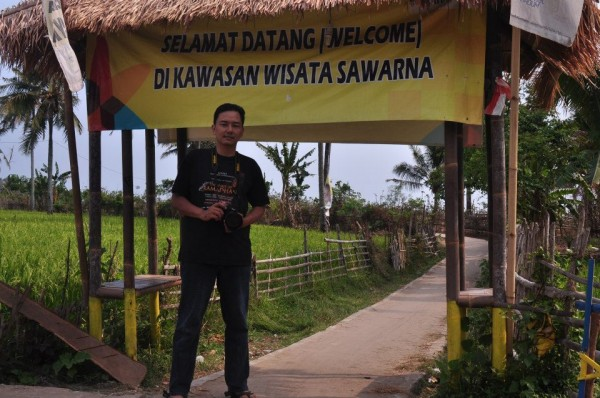 Me at sawarna