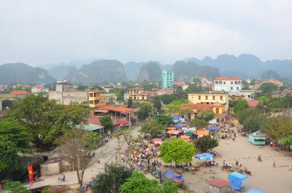 Aktivitas di Ninh Binh