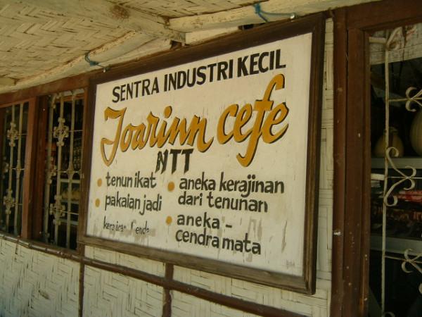 Industri kecil NTT