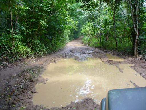 Jalan ke Mangkol