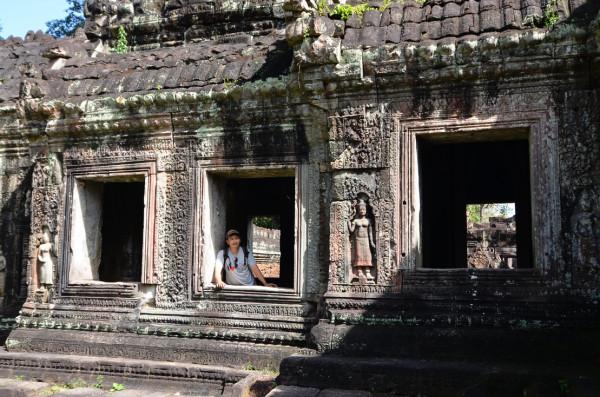 Preah Khan narsis