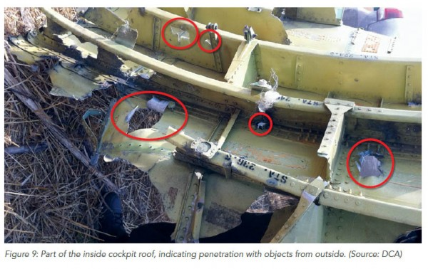 MH17 Perforation 2