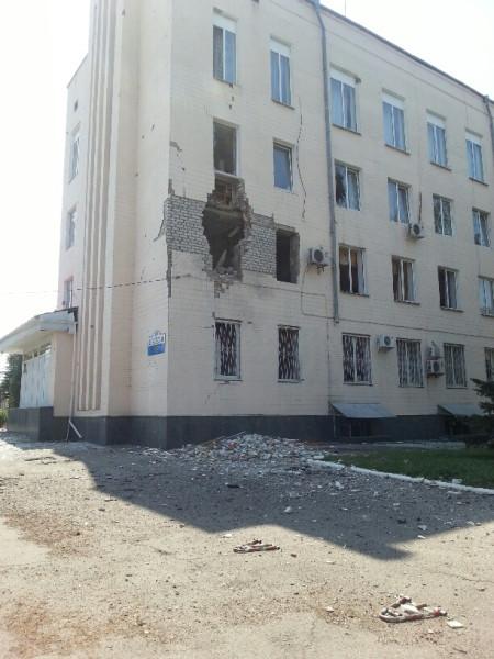 адм. здание автостанции